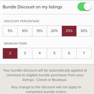 Other - BUNDLE 2 OR MORE = 25% DISCOUNT